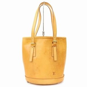 Louis Vuitton Leather Marais Bucket PM 870343